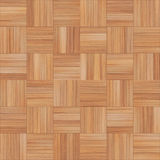 Seamless wood parquet texture chess light brown. For render interior or your background Stock Photo