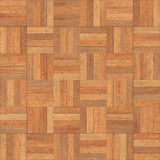 Seamless wood parquet texture chess light brown. For render interior or your background Stock Photography