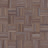 Seamless wood parquet texture chess neutral. For render interior or your background Stock Photo