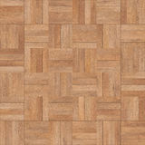 Seamless wood parquet texture chess sand color. Seamless wood parquet texture for interior or background Royalty Free Stock Images