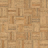 Seamless wood parquet texture chess sand color. Seamless wood parquet texture for interior or background Royalty Free Stock Image