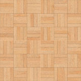 Seamless wood parquet texture chess sand color. For render interior or your background Royalty Free Stock Photo