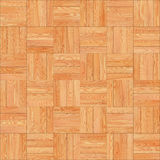 Seamless wood parquet texture chess sand color. For render interior or your background Royalty Free Stock Image
