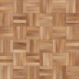 Seamless wood parquet texture chess sand color. For render interior or your background Stock Photo