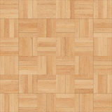 Seamless wood parquet texture chess sand color Royalty Free Stock Images