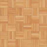 Seamless wood parquet texture chess sand color Royalty Free Stock Image