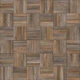 Seamless wood parquet texture chess various. Seamless wood parquet texture for interior or background royalty free stock photos