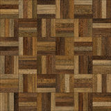 Seamless wood parquet texture chess various. Seamless wood parquet texture for interior or background Stock Image