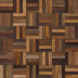 Seamless wood parquet texture chess various. For render interior or your background Stock Images