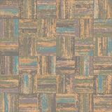 Seamless wood parquet texture chess various. For render interior or your background Royalty Free Stock Photo