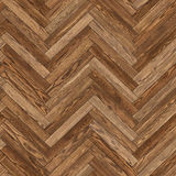 Seamless wood parquet texture herringbone brown. Small pattern of seamless wood parquet texture hexagon brown for render interior or your background Stock Image