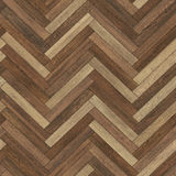 Seamless wood parquet texture herringbone brown. Small pattern of seamless wood parquet texture hexagon brown for render interior or your background Stock Photos
