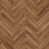 Seamless wood parquet texture herringbone brown. Small pattern of seamless wood parquet texture hexagon brown for render interior or your background Royalty Free Stock Photography