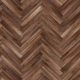 Seamless wood parquet texture herringbone brown. Small pattern of seamless wood parquet texture hexagon brown for render interior or your background Royalty Free Stock Image