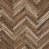 Seamless wood parquet texture herringbone brown. Small pattern of seamless wood parquet texture hexagon brown for render interior or your background Royalty Free Stock Images