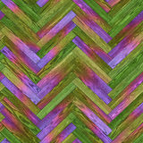 Seamless wood parquet texture herringbone clip-art. Small pattern of seamless wood parquet texture for render interior or your background Royalty Free Stock Photography