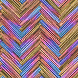 Seamless wood parquet texture herringbone clip-art. Small pattern of seamless wood parquet texture for render interior or your background Royalty Free Stock Images
