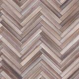Seamless wood parquet texture herringbone neutral Stock Photos