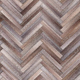 Seamless wood parquet texture herringbone neutral Stock Image