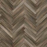 Seamless wood parquet texture herringbone neutral Stock Photography