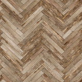 Seamless wood parquet texture herringbone old. Small pattern of seamless wood parquet texture for render interior or your background royalty free illustration