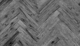 Seamless wood parquet texture herringbone pattern, glossiness royalty free stock photo