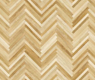 Seamless wood parquet texture herringbone various. Light seamless wood parquet texture, various planks royalty free stock images