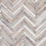 Seamless wood parquet texture herringbone white