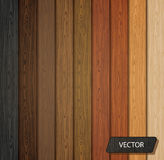 Seamless wood pattern. Stock Images