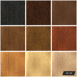 Seamless wood pattern. Stock Photography