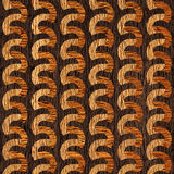 Seamless wooden elementary patterns Royalty Free Stock Photo