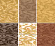 Seamless wooden pattern Royalty Free Stock Images