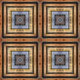 Seamless wooden pattern, aged floor tiles Stock Photo