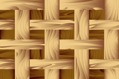 Seamless wooden pattern Royalty Free Stock Image