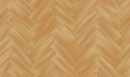 Seamless wooden texture stock illustration