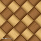 Seamless wooden texture Stock Images