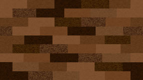 Seamless wooden texture. Vector Stock Photos