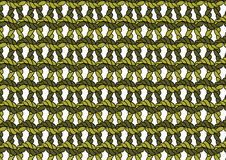 Seamless wool pattern. Seamless background of knitted fabric pattern with the swatch inside EPS file Stock Photography