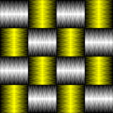 Seamless Woven Background. Vector Wicker Texture. Abstract Stripe Graphic Pattern royalty free illustration