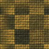 Seamless woven material Stock Photography