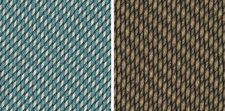 Seamless woven pattern stock images