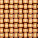 Seamless Woven Texture Royalty Free Stock Photo