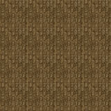 Seamless woven wicker rail fence background Royalty Free Stock Photos