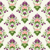 Seamless wrapping paper pattern. Stock Photography
