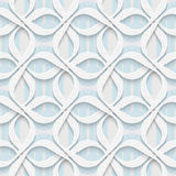 Seamless Wrapping Pattern. Abstract Tracery Background Stock Images