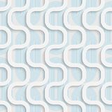 Seamless Wrapping Pattern. Abstract Tracery Background Stock Image