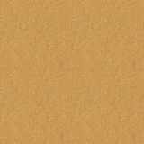 Seamless yellow sand texture Stock Photos