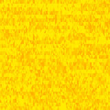 Seamless Yellow Triangle Pattern Background Stock Images