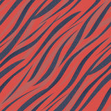 Seamless zebra skin pattern background Royalty Free Stock Photos