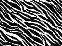 Seamless zebraskin pattern fur. Seamless zebra skin pattern fur print Stock Image
